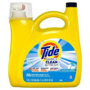 Supply Top Quality Tide Laundry detergent for wholesale