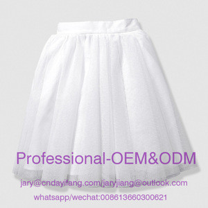 Top Quality cotton children skirts