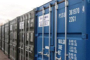 Used 40 Ft Shipping Containers For Sale