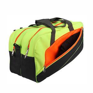Wholesale hot selling custom log big capacity badminton racket bag and tennis racket bag