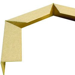 Cardboard Round Edge Protector