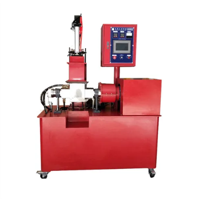 Lab Rubber Dispersion Kneader with PLC