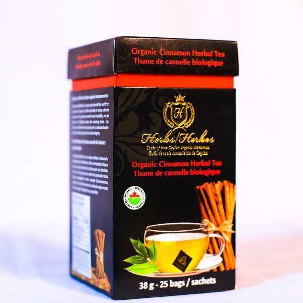 Cinnamon Tea - Organic - From Sri Lanka