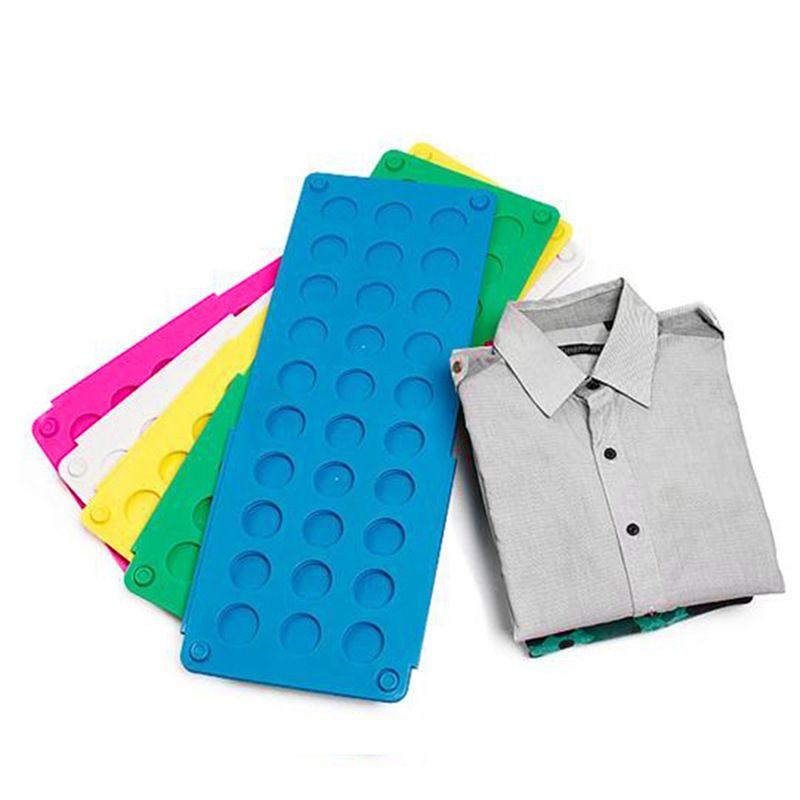 T-shirt Board T-Shirt Folder Clothes flip fold Plastic flipfold Laundry Room Organizer Fast Folding Boards