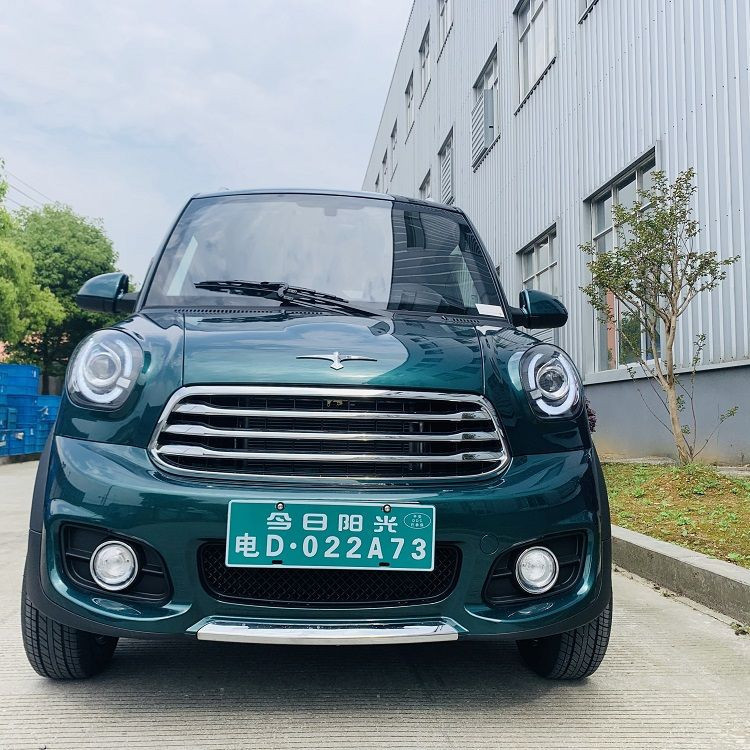 Four Wheel Electric SUV Electric Car With Max Speed 50km/h