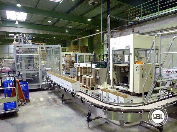 Used Bottling Lines