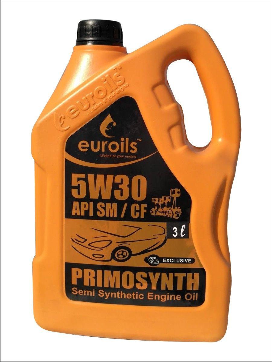 Primo 5W30 SM/CH4 Semi Synthetic