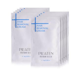 10g/bag PILATEN Painless Depilatory Cream Legs Depilation Cream For Hair Removal