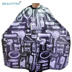 120*140 electric hair dryer pattern salon makeup Hairdressing Barber Design Hair Cutting Cape