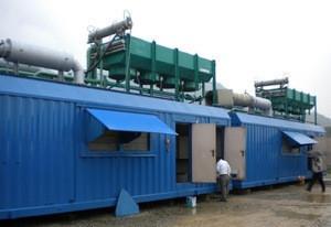 1,760kW used Diesel Generator