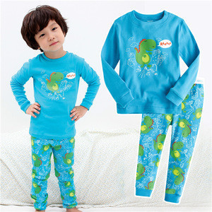 Autumn Cartoon Baby underwear Kids Clothing Sets Two Pieces Cute Boy Baby Clothing Sets