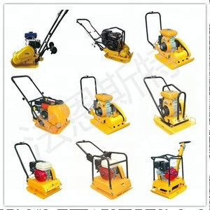 C60 Plate Compactor with Folding Handle