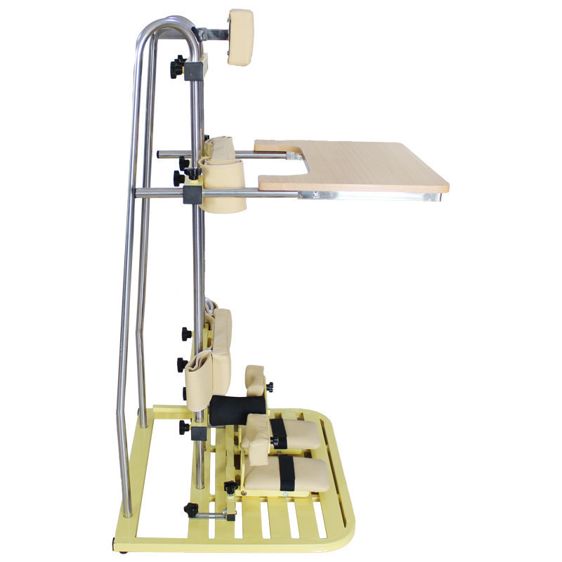 Children Medical Standing Exercise Training Machine rehabilitation Stain Frame Suitable for Cerebral Palsy Child