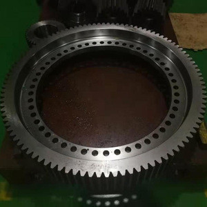 Customized large diameter ring gear girth gear Helical teeth  oblique teeth  spur gear