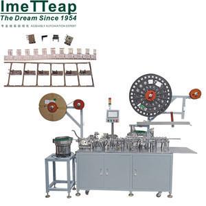 Data/Ethernet/Telecom Connectors Automatic Assembly Machine