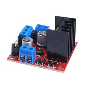 DC stepper motor Robot Smart Car L298N motor driver board module  1