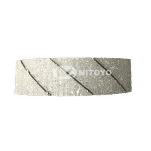 FOR motorcycle good quality brake shoe lining