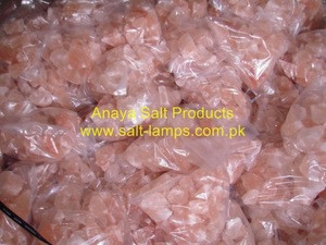 Himalayan Pink or Red Rock Bath Salt Chunks / Granules / Powder
