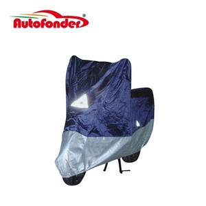 Indoor Outdoor Protection Motorcycle Cover Set