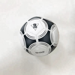 International certified brand factory wholesale size 5 football soccer