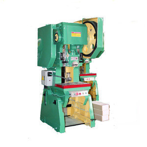 J23-63 Ton Punch Press C frame single crank Eccentric Mechanical Power Press Machine