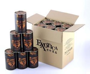 Malaysian Made 100% Kopi Luwak Arabica/Robusta Civet Coffee Bean House Blend (Whole Bean/Ground) Gourmet