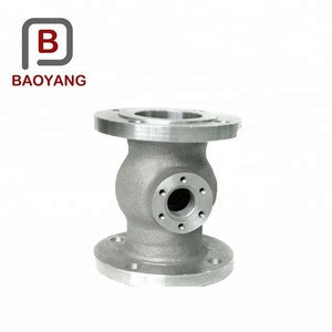 Mass-produced gravity casting aluminum forging valve body