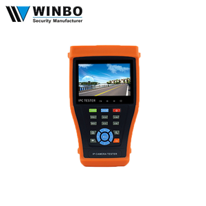 Multi-function Support Network PTZ Controller 4.3 Inch CCTV Camera Tester With HDMI Output