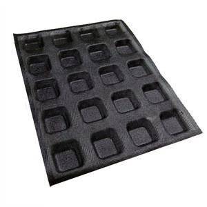 Non stick Cake Mold Perforated Form bakeware sets silicone