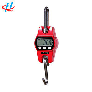 OCS-L Best seller Mini crane hunting scale,using Dry battery 30kg~300kg