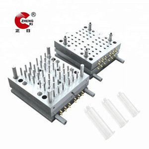 Import Plastic Feet Crown Lid Molding Injection Mould from China