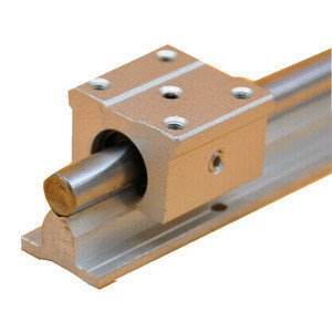 Precision TBR16 CNC Linear Guide Rail With 3000mm Shaft