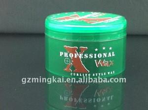 Professional hair wax