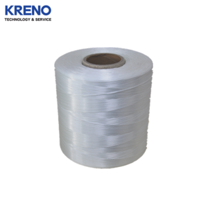 PU coated glass yarn for fiber optic cable 600dtex/ 785dtex/ 1200dtex