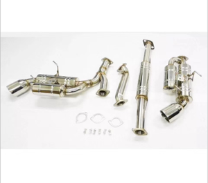 Racing Sports Catback Exhaust System 13-15 Scion FR-S /for  BRZ ALL NEW