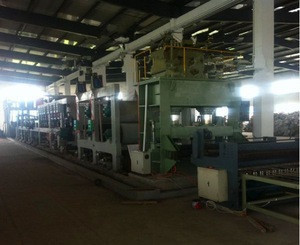 Regenerated Leather Making Machine Production Line
