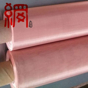 RFI Copper shiedling Wire Mesh in China factory