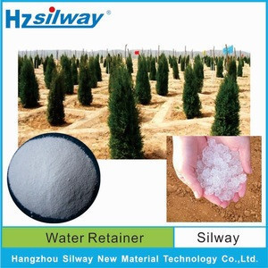 Silway Sap Hot Product Super Absorbent Polymer Granule Water Retainer For Agriculture With Long Life