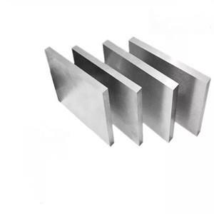 Solid tungsten carbide multi blade block cutter