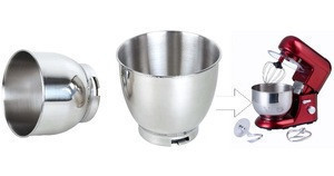 Stainless Steel Mixing Bowl for Dough Mixer of Food Service Equipment (5L)
