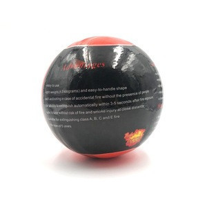 Super safe automatic fire fighting ball 1.3kg fire ball extinguisher