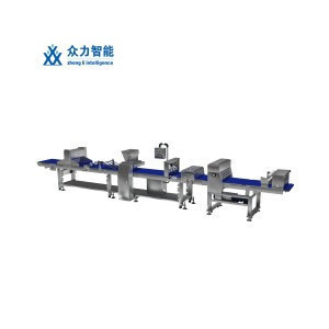 UIM-Automatic danish pastry make up line