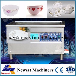 Ultrasonic bowls cleaning machine for sale,home used dish washer,dish ultrasonic cleaner