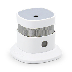 Zigbee Smart Smoke Sensor Wireless Smoke Detector for Security System