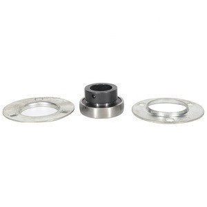 Zinc plated iron rings accessories for abrasive tool cutting wheel production