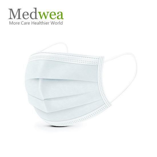 Medwea Medical/Surgical Face Mask (hospital use)