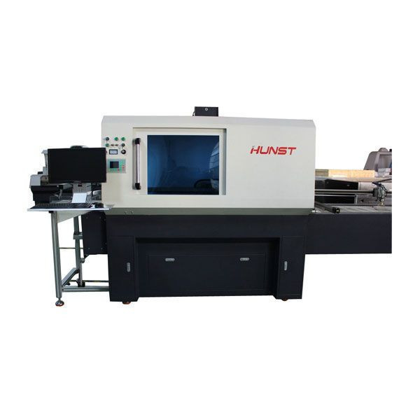 CO2 LASER CUTTER ESPECIALLY FOR TEXTILES