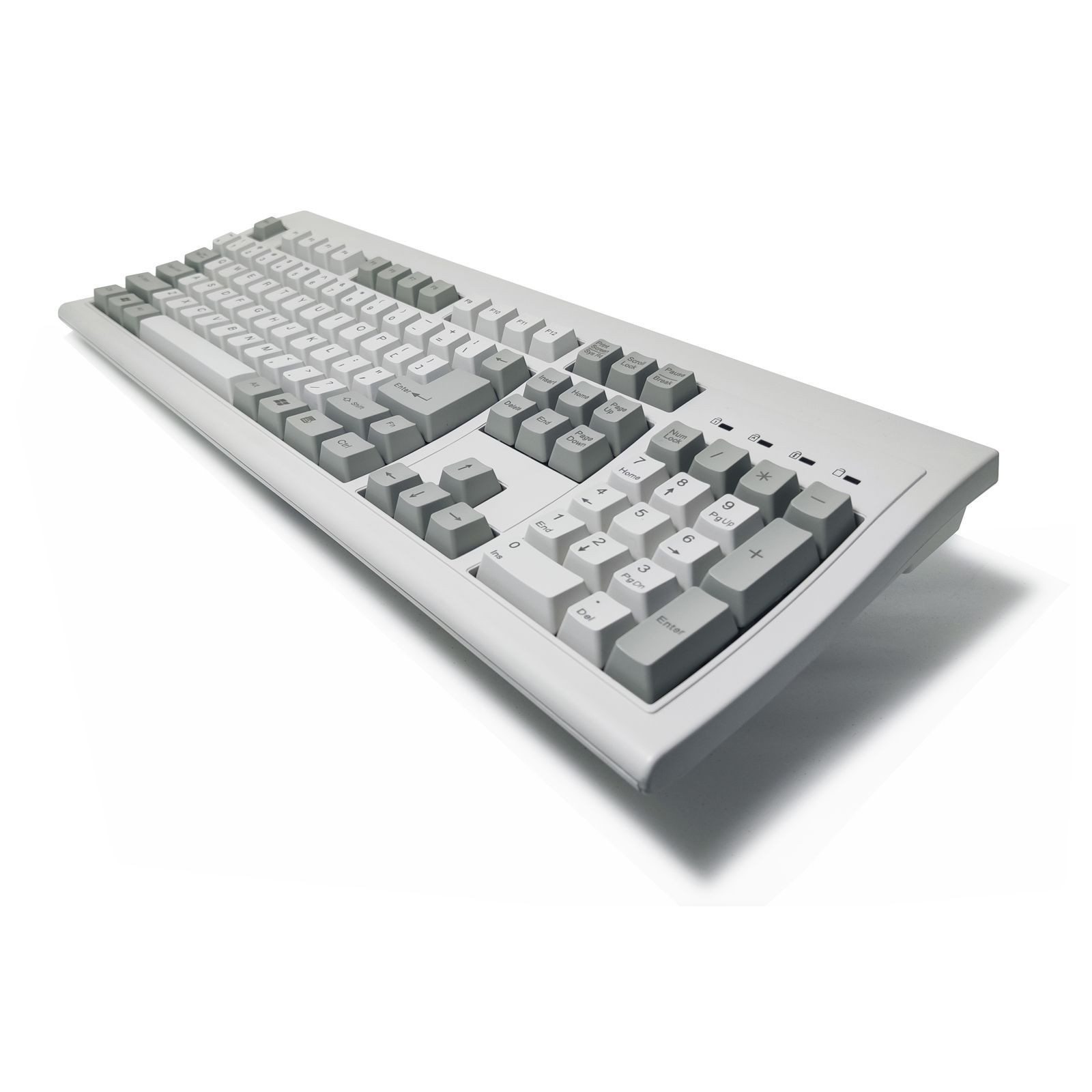 Classic Full Size USB Keyboard w/ 24 anti-ghost Key KB-6868
