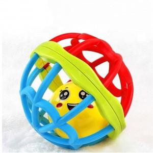 2020 Best Sale Funny baby ball rattle bell toy