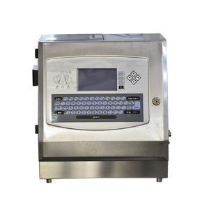 2020 New arrival small size continous inkjet printer for expiry date batch code serial number logo